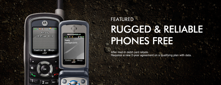 Rugged and Reliable Phones Free